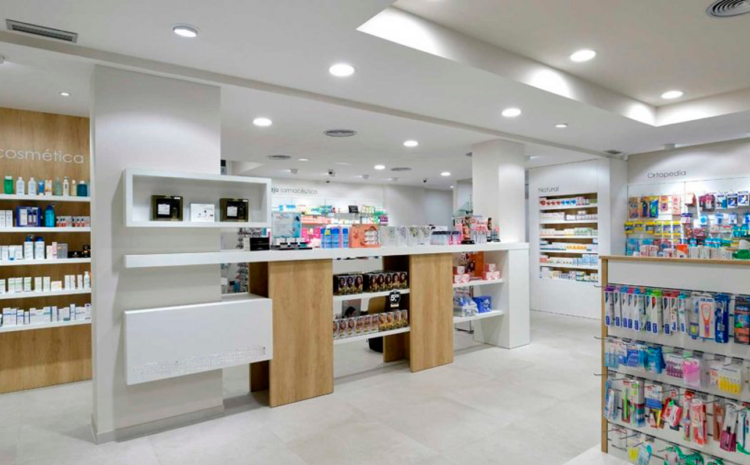 Retail farmacéutico